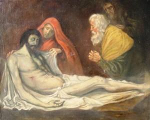 peter-wuerth-beweinung-christi-galerie