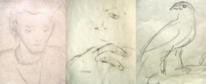 lis-bertram-ehmsen-drei-zeichnungen-galerie