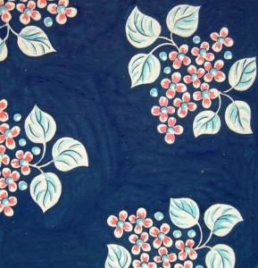 kurt-guggenheimer-stoffmusterentwurf-schwarz-blau-rosa