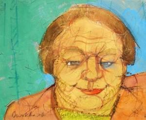 heinrich-burkhardt-expressiv-realistisches-frauenportrait-galerie