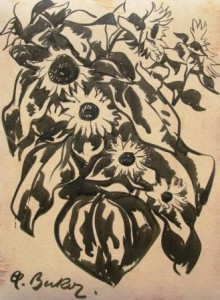 claus-becker-sonnenblumen-galerie