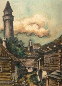 jindrich-mahelka-zugeschrieben-ansicht-stramberg-galerie