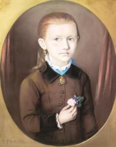 louis-fritze-halbfigurenporträt-eines-mädchens-galerie