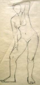 maria-hassenpflug-stehender-weiblicher-akt-von-vorne-galerie