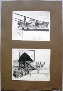 Hermann Haase: Soolquellen und Illmenau (Galerie)