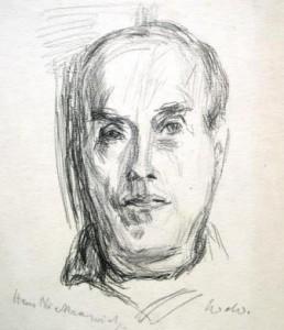 Wolfgang von Websky: Hans Niekrawietz (Galerie)