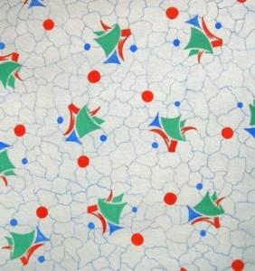 Kurt Guggenheimer: Stoffmuster-, Designentwurf (Galerie)