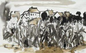 Karl Schricker: Motiv aus dem Oberen Maintal (Galerie)