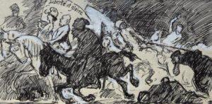 """Arpad Schmidhammer: """"Die neue Garde Republicaine"""" (Galerie)"""