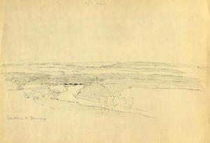 """Albert Reich: """"Die Marne bei Germigny"""" (Galerie)"""
