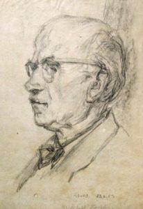 Wolfgang von Websky: Porträt von Willibald Köhler (Galerie)