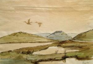 willy-habl-boehmische-landschaft-galerie