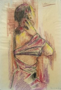 hugo-wallenius-frau-spiegel-galerie