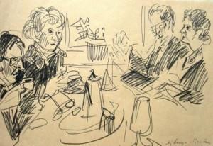 august-lange-brock-kaffeerunde-galerie