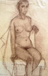 heinrich-burkhardt-aktstudie-galerie