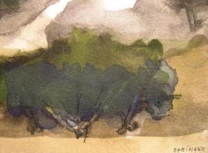 ferdinand-springer-aquarell-neujahrsgruß-1979-galerie