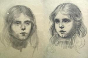 franz-eversheim-zwei-portraits-eines-maedchens-galerie
