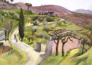 guenther-grassmann-landschaft-bei-olevano-romano
