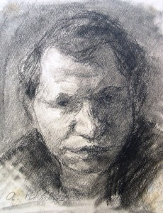 arnold-hilmer-dreiviertelporträt-eines-mannes