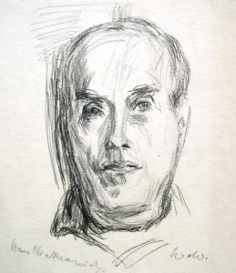 Wolfgang von Websky: Hans Niekrawietz
