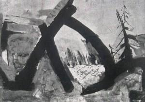 Ingo Kraft: Paul Celan 'Envoi'