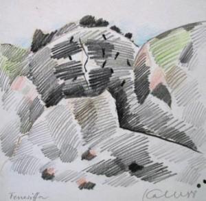 Udo Kaller: Teneriffa (Galerie)