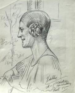 Adolf Hacker: Käthe (Galerie)