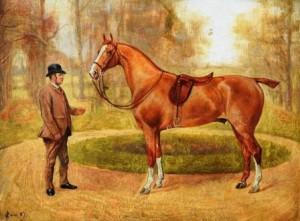 George Paice: Mohican (Gemälde) galerie