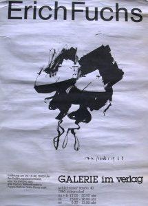 Erich Fuchs: Offsetdruck