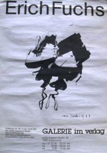 Erich Fuchs: Offsetdruck (Galerie)
