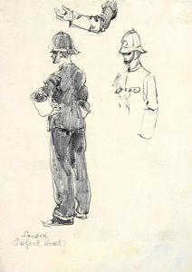 "Albert Reich: ""London Oxford Street"""