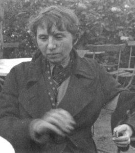 Jeanne Mammen um 1928-1930 (© Förderverein der Jeanne-Mammen-Stiftung e.V.)